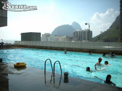Image 5 furnished 3 bedroom Apartment for rent in Botafogo, Rio de Janeiro City
