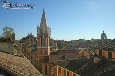 Image 1 furnished 1 bedroom Loft for rent in Campo Marzio, Roma (City)