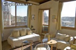 Image 2 furnished 1 bedroom Loft for rent in Campo Marzio, Roma (City)