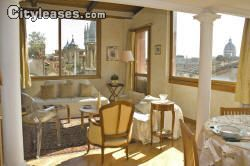 Image 3 furnished 1 bedroom Loft for rent in Campo Marzio, Roma (City)