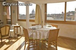 Image 4 furnished 1 bedroom Loft for rent in Campo Marzio, Roma (City)
