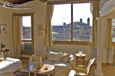 Image 5 furnished 1 bedroom Loft for rent in Campo Marzio, Roma (City)