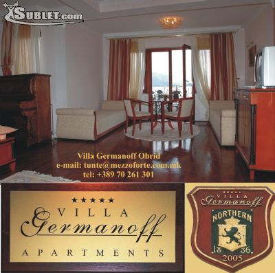 Image 2 furnished 4 bedroom Townhouse for rent in Ohrid, Southwestern