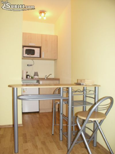 Image 3 furnished Studio bedroom Hotel or B&B for rent in District 6, Budapest