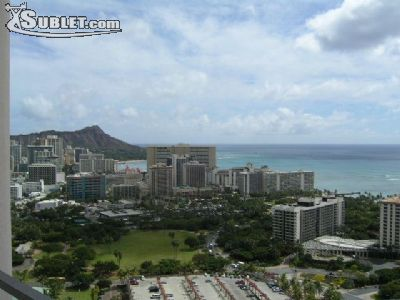 Image 1 furnished Studio bedroom Apartment for rent in Waikiki, Oahu