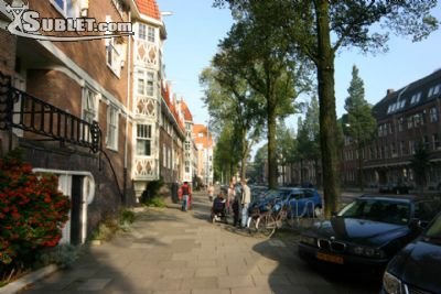 Image 5 furnished 1 bedroom Apartment for rent in Oud-Zuid, Amsterdam