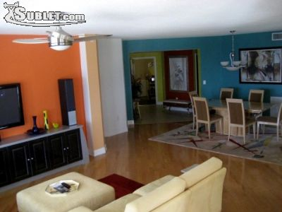 Image 3 furnished 3 bedroom Apartment for rent in Clearwater, Pinellas (St. Petersburg)