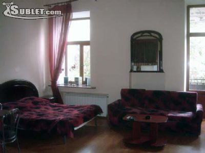 Image 1 furnished Studio bedroom Apartment for rent in Pechersk, Kiev