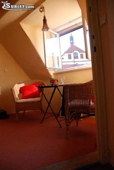 Image 2 furnished Studio bedroom Apartment for rent in Prague 3, Prague