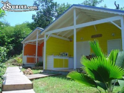 Image 4 furnished 1 bedroom Apartment for rent in Le Gosier, Guadeloupe