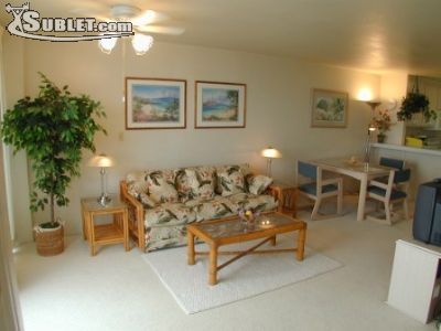 Image 1 furnished 1 bedroom Apartment for rent in Waikiki, Oahu