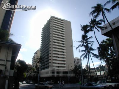 Image 3 furnished Studio bedroom Apartment for rent in Waikiki, Oahu