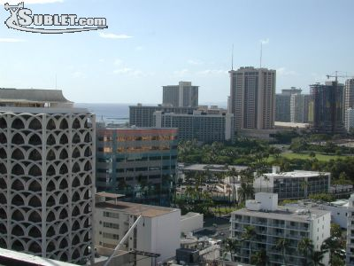 Image 4 furnished Studio bedroom Apartment for rent in Waikiki, Oahu