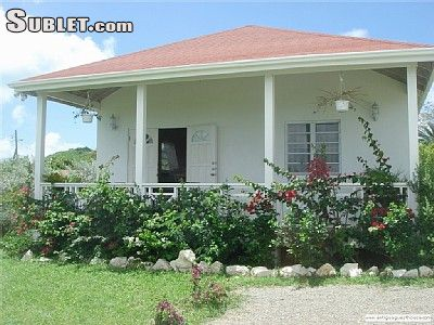 Image 1 furnished 2 bedroom House for rent in Cedar Grove, Antigua Barbuda