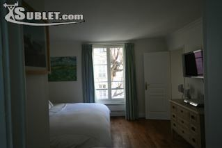 Image 2 furnished 1 bedroom Apartment for rent in 6th-Arrondissement, Paris