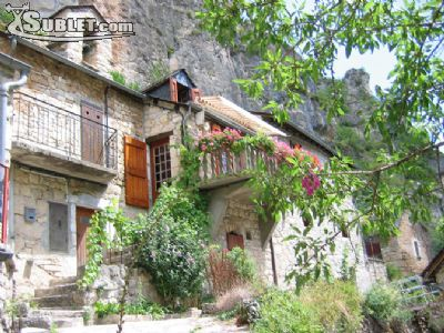 Image 1 either furnished or unfurnished 1 bedroom Townhouse for rent in Other Lozere, Lozere
