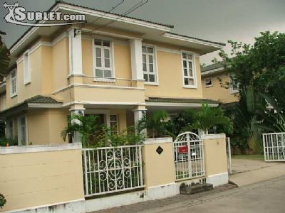 Image 1 either furnished or unfurnished 2 bedroom House for rent in Chiang Mai, North Thailand