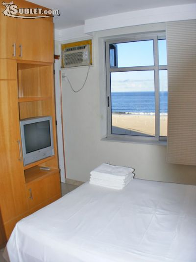 Image 2 furnished 4 bedroom Apartment for rent in Copacabana, Rio de Janeiro City