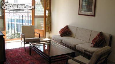 Image 2 furnished 2 bedroom Apartment for rent in Rehavia, East Jerusalem