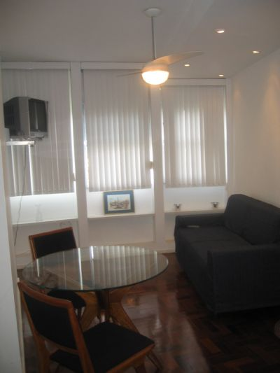 Image 1 furnished 1 bedroom Apartment for rent in Barra da Tijuca, Rio De Janeiro City