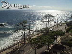 Image 1 either furnished or unfurnished 1 bedroom Apartment for rent in Salvador, Bahia