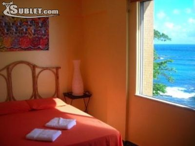 Image 2 either furnished or unfurnished 1 bedroom Apartment for rent in Salvador, Bahia