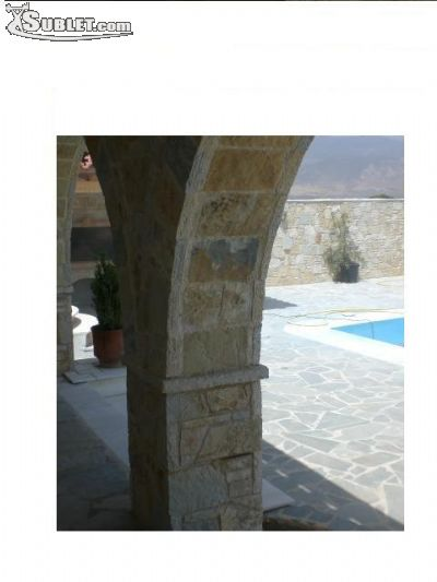 Image 1 furnished 2 bedroom House for rent in Megara, West Attica