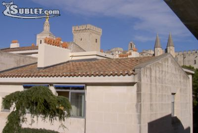 Image 1 furnished 1 bedroom Apartment for rent in Avignon, Vaucluse