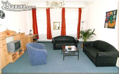 Image 1 furnished 1 bedroom Apartment for rent in Prague 2, Prague