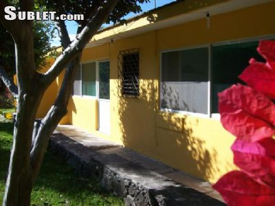 Image 3 furnished 1 bedroom House for rent in Temixco, Morelos