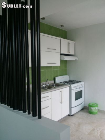 Image 9 furnished 1 bedroom House for rent in Temixco, Morelos