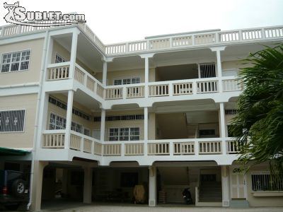 Image 2 either furnished or unfurnished 2 bedroom Apartment for rent in Freetown, Belize City