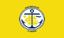 Image of Anchorage Flag