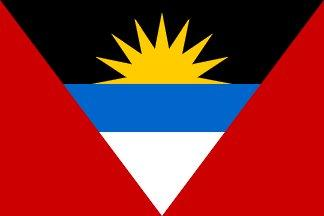 Image of Antigua Barbuda flag