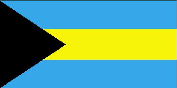 Image of Bahamas flag