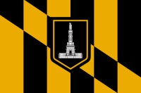 image of Baltimore Area flag