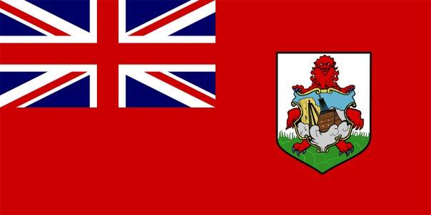 Image of Bermuda flag
