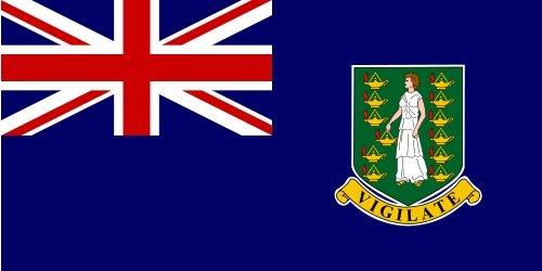 Image of British Virgin Islands flag