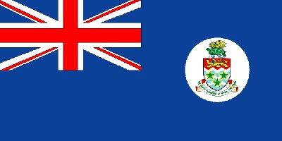 Image of Cayman Islands flag