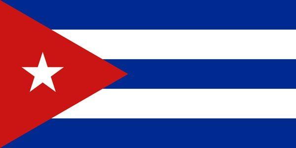 Image of Cuba flag