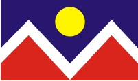 image of Denver Area flag