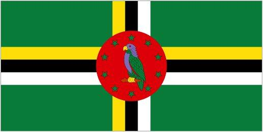 Image of Dominica flag