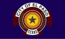 image of El Paso flag