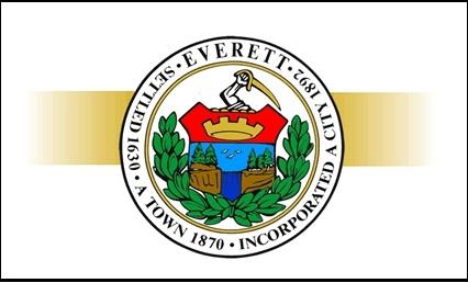 image of Everett area flag