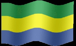 Image of Gabon flag