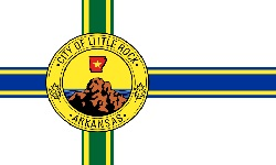 Image of Little Rock Area Flag
