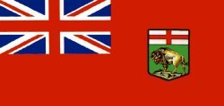 Image of Manitoba flag
