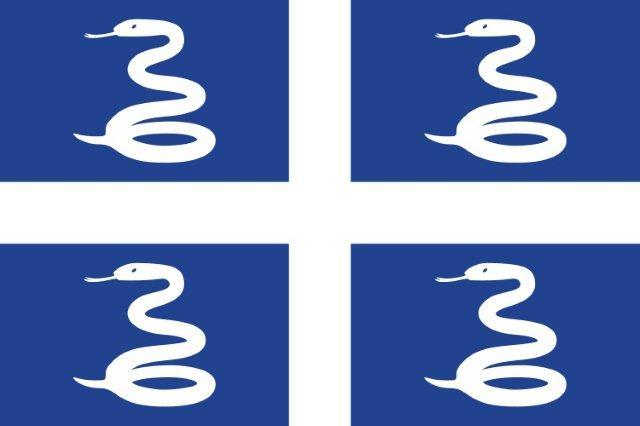 Image of Martinique flag