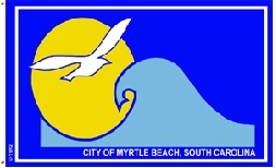 Image of Myrtle Beach Flag