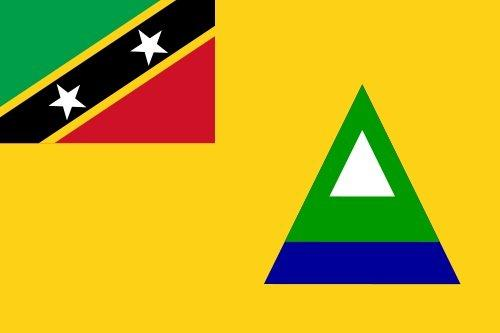 Image of Nevis flag